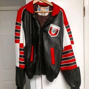 Vintage viper jacket